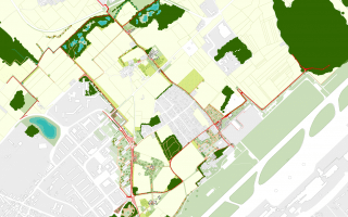 Meyrin (GE) - MAP Mategnin