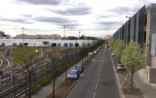 Lyon (69) - Carré de Soie