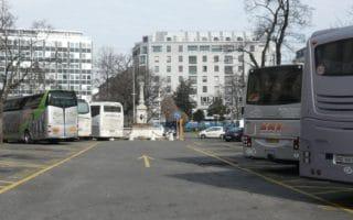 Genève Accueil autocars-BC
